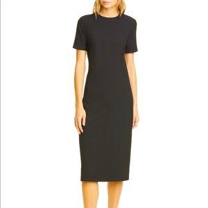NWT Jenni Kayne Plume Midi Short Sleeve Dress